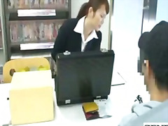 office, toys, asian, work, japan, footjob,