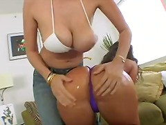 gianna michaels, naomi,  mom, tits,