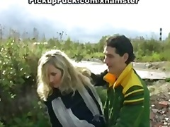 See: Young blonde fucked fr...