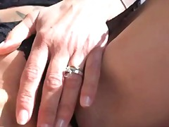 gape, french, mature, anal, rimjob