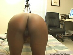 Xhamster - Sexy ebony anal housewives