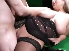 Thumb: Sexy lingerie on a bbw...