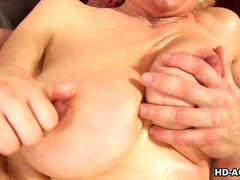 Xhamster Movie:Hottest blonde milf nailed to ...