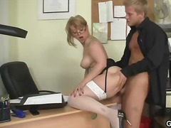 Teacher takes young di... video
