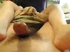 Oiled up amateur asian footjob and ha...