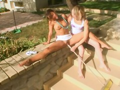 Sweet schoolgirls flas... video
