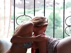 Alpha Porno - Kisses shared over mor...