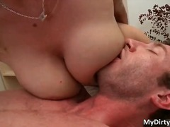 big ass, massage, nipples, titjob