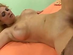 H2porn Movie:Hot blonde milf sucked a big c...