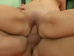 H2porn Movie:Hot milf sucked a big cock and...
