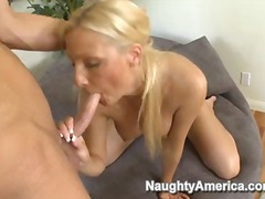PornSharia Movie:Jordan s is one slutty blonde
