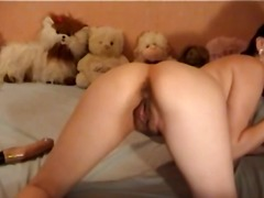 See: She enjoyed stroking h...