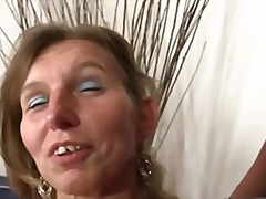 Granny fucks her daugh... video