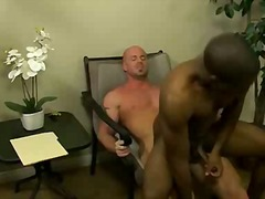 anal, ebony, condom, tattoo,