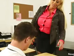 Big tit teacher alura ... video