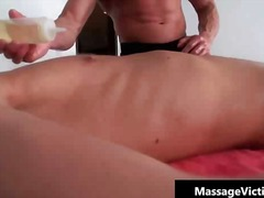 BoyFriendTV Movie:Nasty twink after massage take...