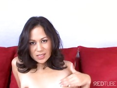 Asian small tit girl m... video