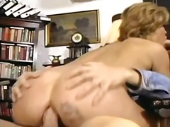 German milf dp and ana...
