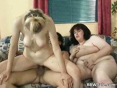 mature, brunette, threesome, blonde, bbw,