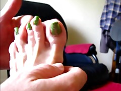 close-up, fantasy, foot fetish