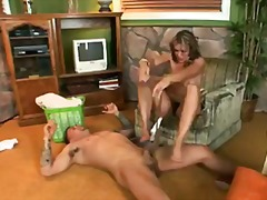 Thumb: Milf kelly make footjobs