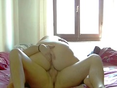 She gets cunt lapping and cock riding