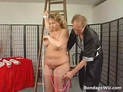 Big busty mature blond... video