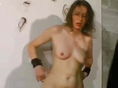 domination, brunette, milf, bondage