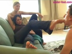 Alpha Porno Movie:Verbally abusive girls want th...