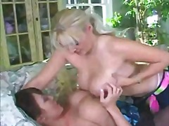 lesbian, big boobs, natural boobs, milf, boobs, big ass, big cock
