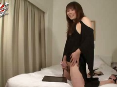 masturbation, toy, asian, shemale,