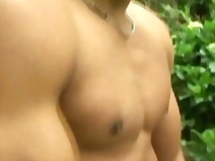 Thumbmail - Beefy gay soldier suck...