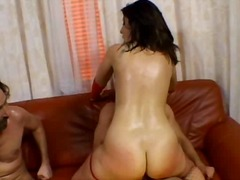 Jennifer loves anal sex from PornoXO