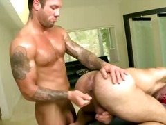 BoyFriendTV Movie:Straighty muscley amateur turn...