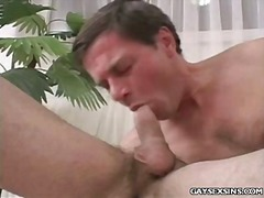 Yummy gay blowjob