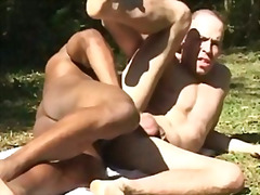 dp, hunk, anal, gay, ass, rimjob,