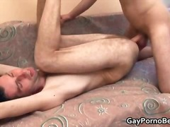 gape, anal, rimjob, gay, ass, dp,