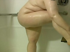 Thumb: Kaylee's shower dildo ...