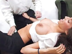 PornSharia Movie:Sweet brunette april oneil is sex