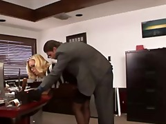 Redtube Movie:Nicole fucks in office