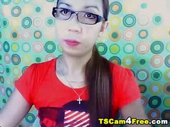 Pretty ladyboy big siz... video