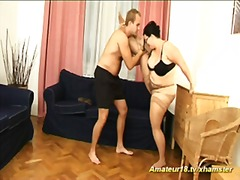 Fat extreme flexible h... video