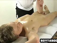 oil, massage, tease, stroke