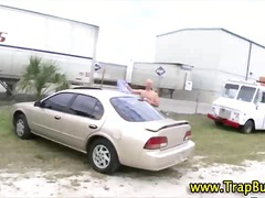 cumshot, outdoor, car, oral, condom,