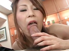 Alpha Porno Movie:He gets a blowjob from the bik...