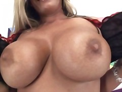 milf, facial, blonde, interracial,