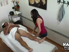 PornSharia Movie:Sexy asian masseuse arial rose...