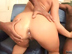 There are two great creampie scenes