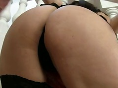 mature, tits, natural, ass, pov,