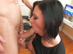 brunette, milf, young, streets